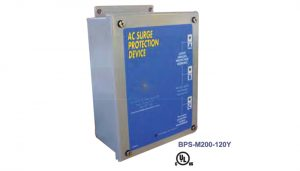 Hard wire AC, Data line and Coaxial Surge Protection